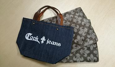 Cook Jeans小物