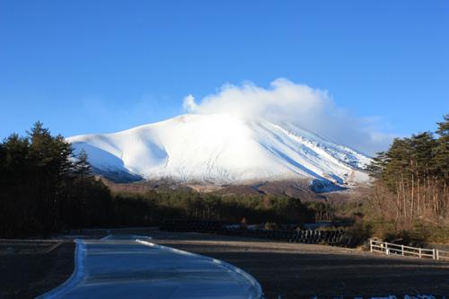 H27.12.30浅間山