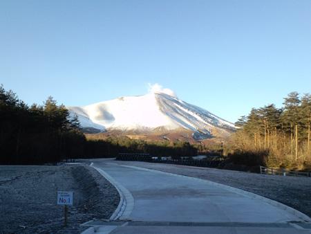 H27.1.13浅間山