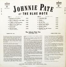 Johnnie Pate