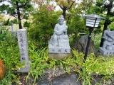 JR鮫駅 交通安全祈願七福神