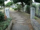JR宇島駅 修験道の道