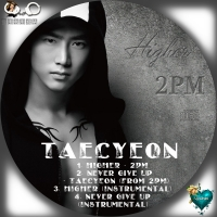 HIGHER(初回生産限定盤D)(Taecyeon盤)