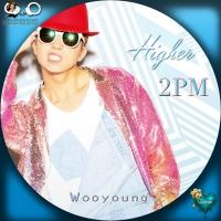 HIGHER(初回生産限定盤E)(Wooyoung盤)汎用