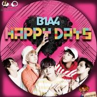 B1A4 HAPPY DAYS 通常盤汎用