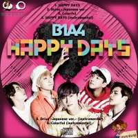 B1A4 HAPPY DAYS 通常盤