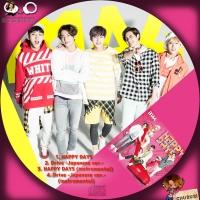 B1A4 HAPPY DAYS 初回限定盤B