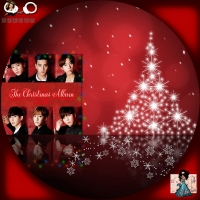 U-KISS THE CHRISTMAS ALBUM☆☆汎用