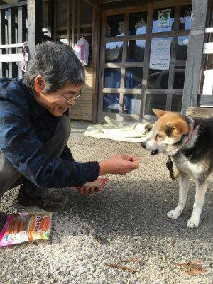 2015.12.30 栗原さん菅野さん 葛尾村・都路 3