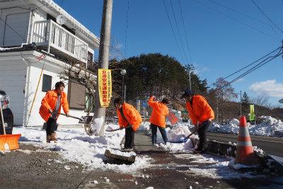 2016.1.22 葛尾村&都路 ぽこ 6