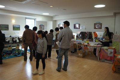 譲渡会@しろいぬカフェ 1