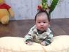 初孫の写真