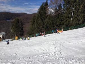 スキーキャンプ検定