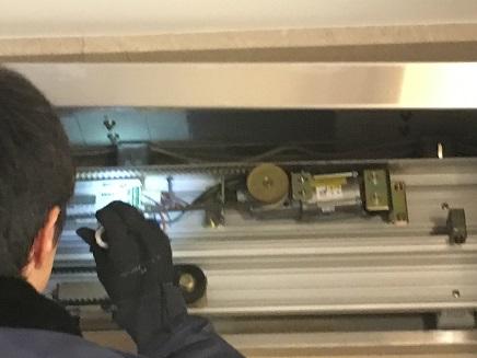 12222015自動ドア修理S1