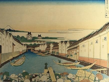 1132016北斎江戸日本橋S11