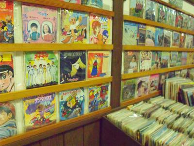 懐かしのレコード