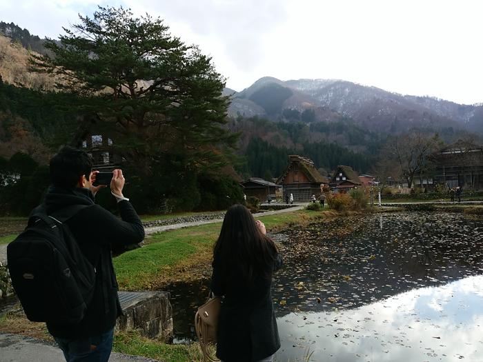いよいよ、本格的な冬の到来を迎えましたね☆ 白川郷 ⑤