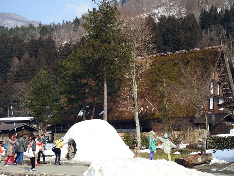 卒業旅行や春休み、もうすぐ新年度を迎えるこの季節にお勧めの旅行~白川郷~ ⑥