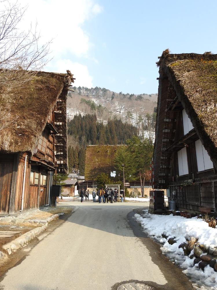 卒業旅行や春休み、もうすぐ新年度を迎えるこの季節にお勧めの旅行~白川郷~ ⑧