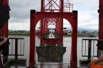 昇開橋(対岸)