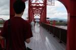 昇開橋(下降完了)