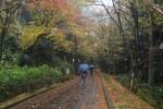 横川中堂へ向かう途中