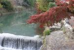 阪急嵐山~渡月橋