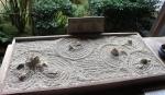 石庭のミニチュア