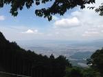 ケーブルカーから京都市内1