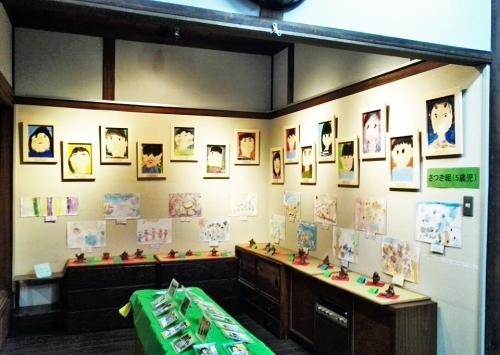 ふたば西保育園卒園記念展会場3