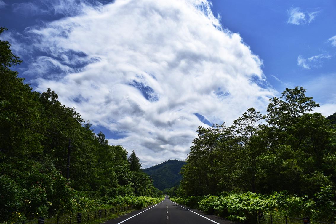 メープル街道雲3