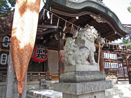 10月24日 石切神社 2
