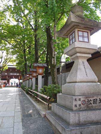 10月24日 石切神社 4