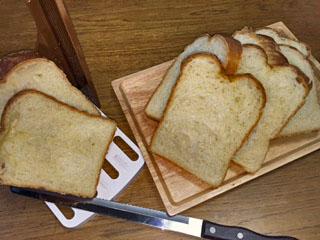2月4日 食パン 4