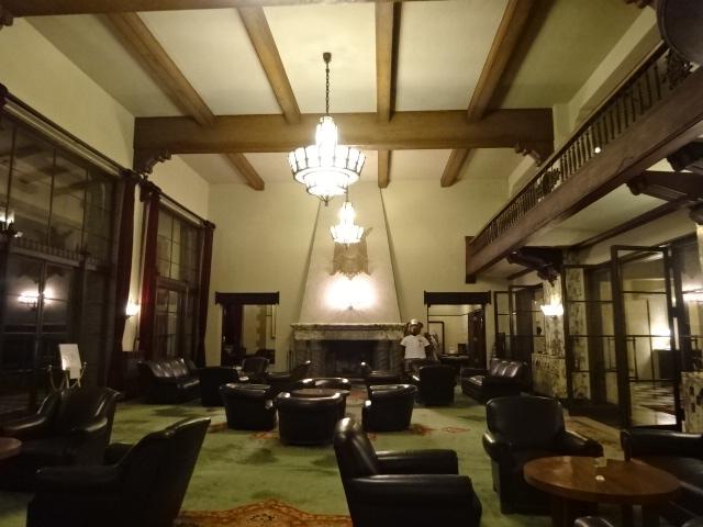 川奈ホテル メインロビー その1
