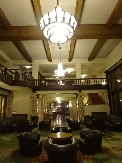 川奈ホテル メインロビー その2