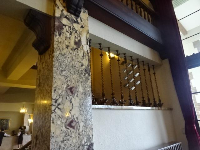 川奈ホテル メインロビー その5