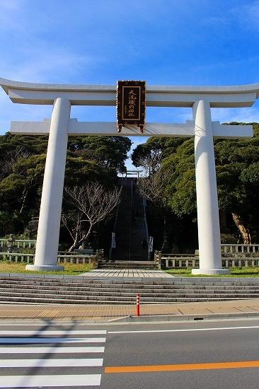大洗 那珂湊  大洗磯前神社 (2)