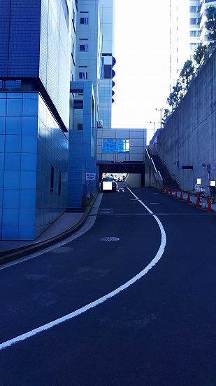 TBS 赤坂サカス 心臓破りの坂