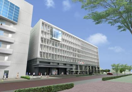 茅ヶ崎市新庁舎
