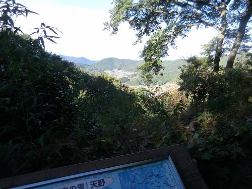 20151106 町石道 15 天野遠望