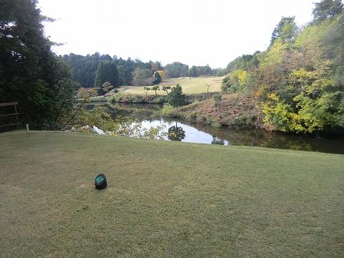 20151106 町石道 18 ゴルフ場横