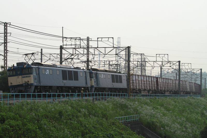 EF64 1006+1016 88レ