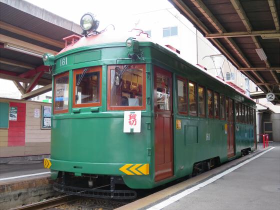 阪堺電車モ161貸切03