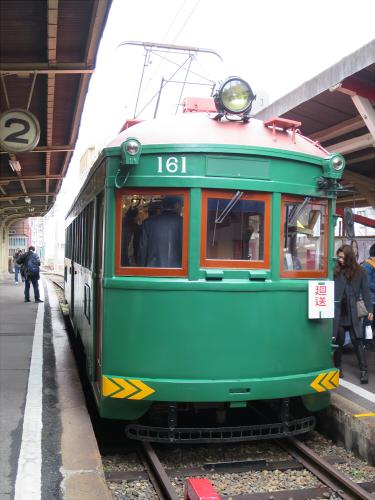 阪堺電車モ161貸切05