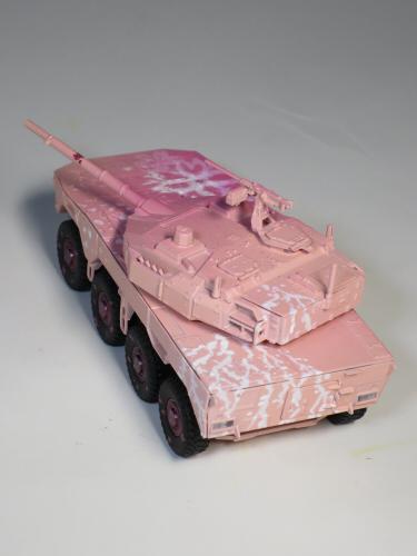 さくら装甲車04