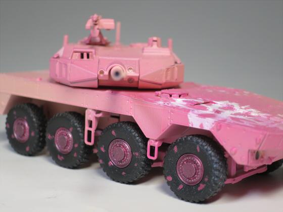 さくら装甲車05