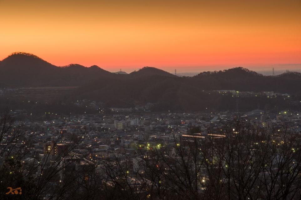 20160101初日の出_桐生水道山02