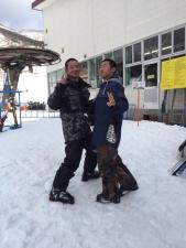 2016年1月スキー