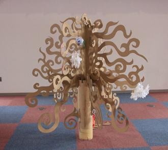 サイズ変更ウィザード-木
